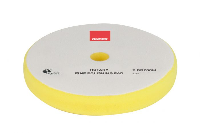 Rupes Polier Pad Rotary Fine 200