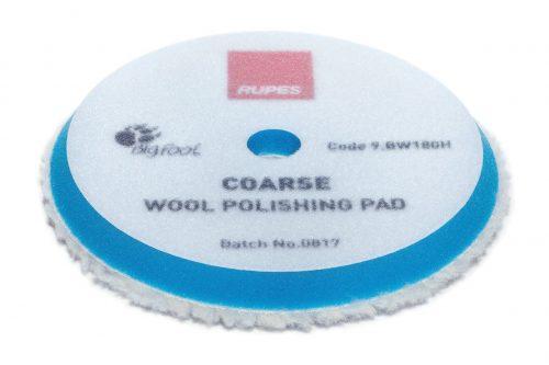 Rupes Wool Polishing Pad Coarse 180